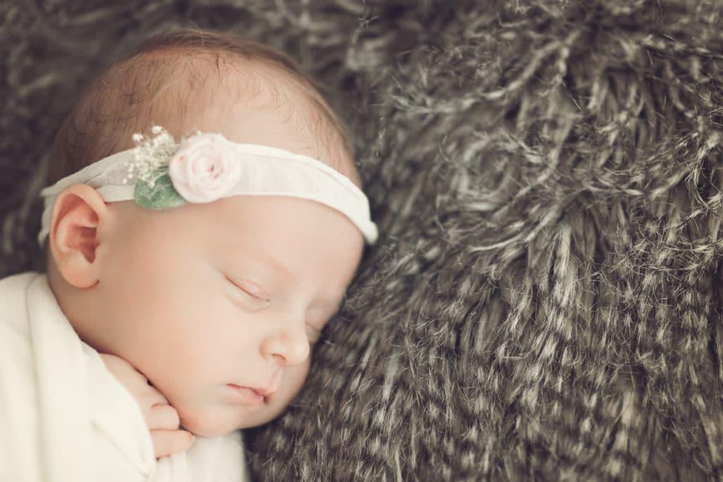 Nouveau-né de 7 jours