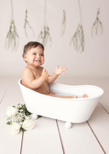 séance bain de lait