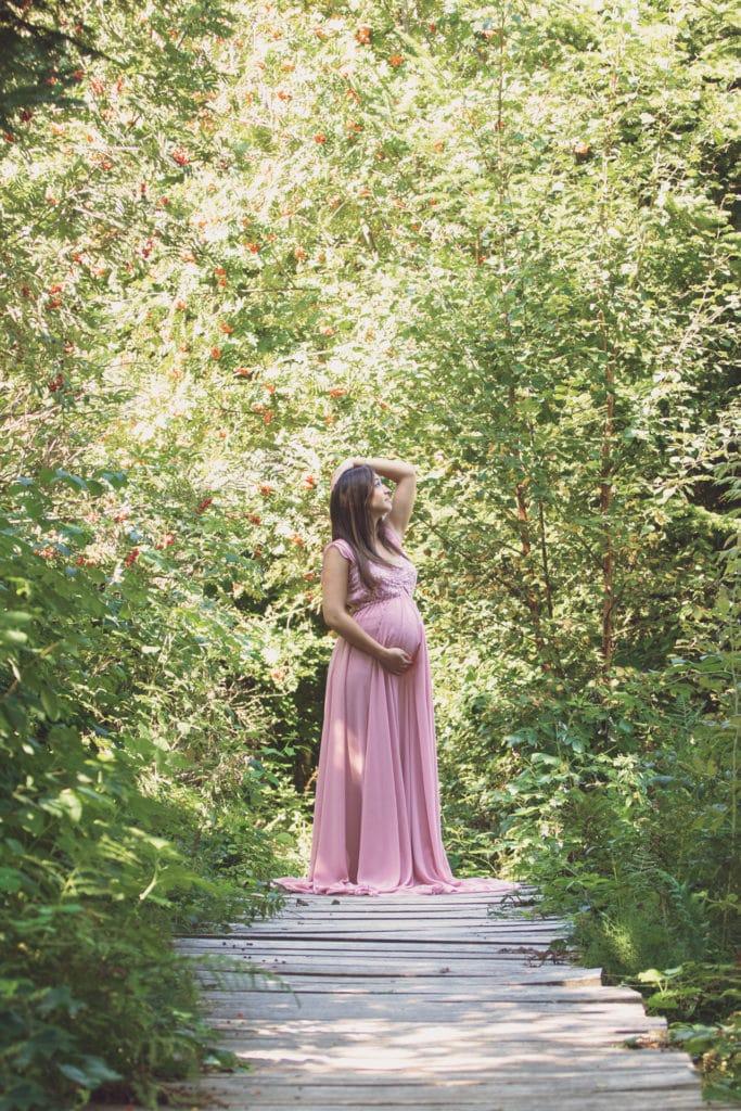séance photo future maman