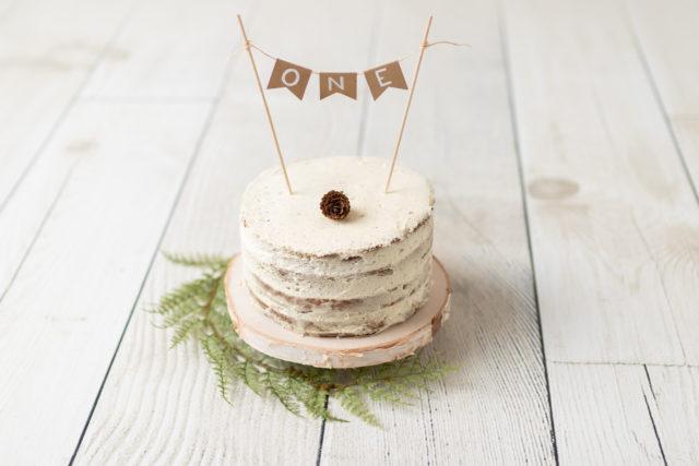 Smash the cake bébé