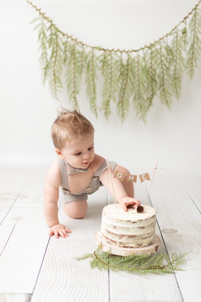 smash the cake Delphine Lin