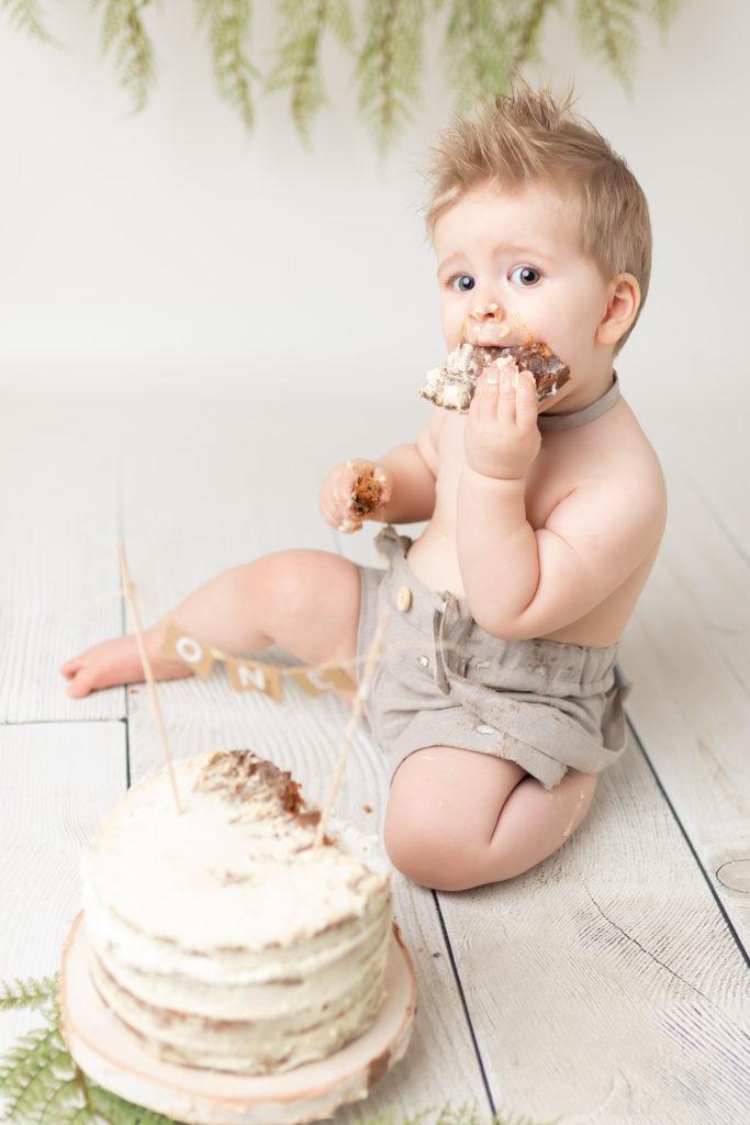 gouteur smash cake