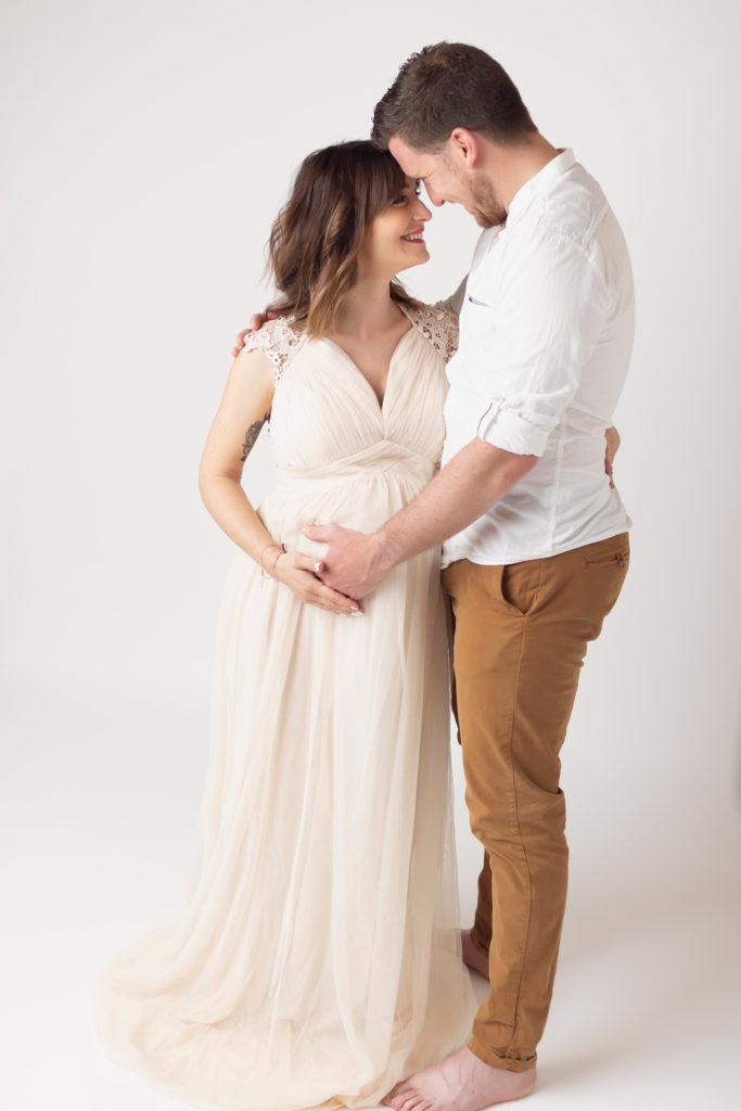 séance grossesse en couple