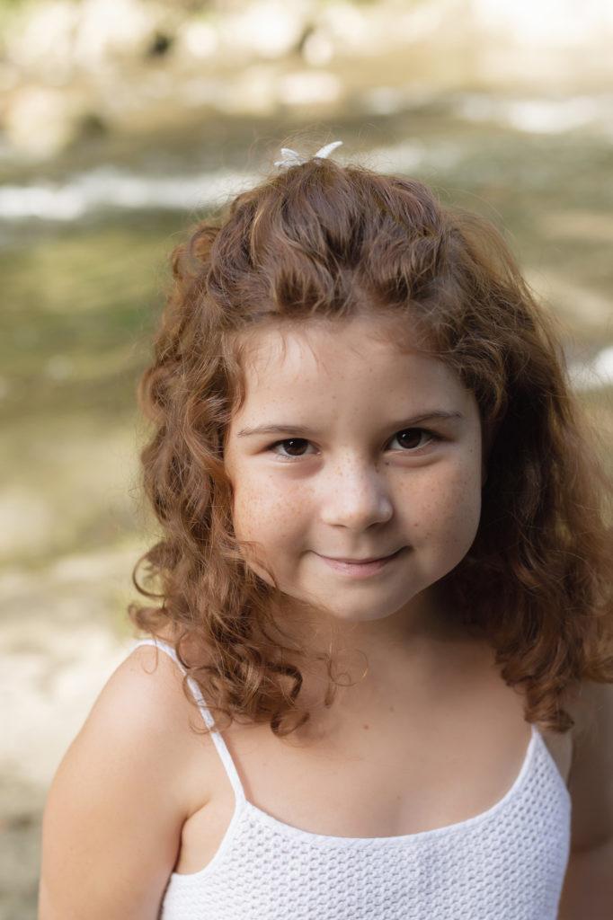 Portrait fille