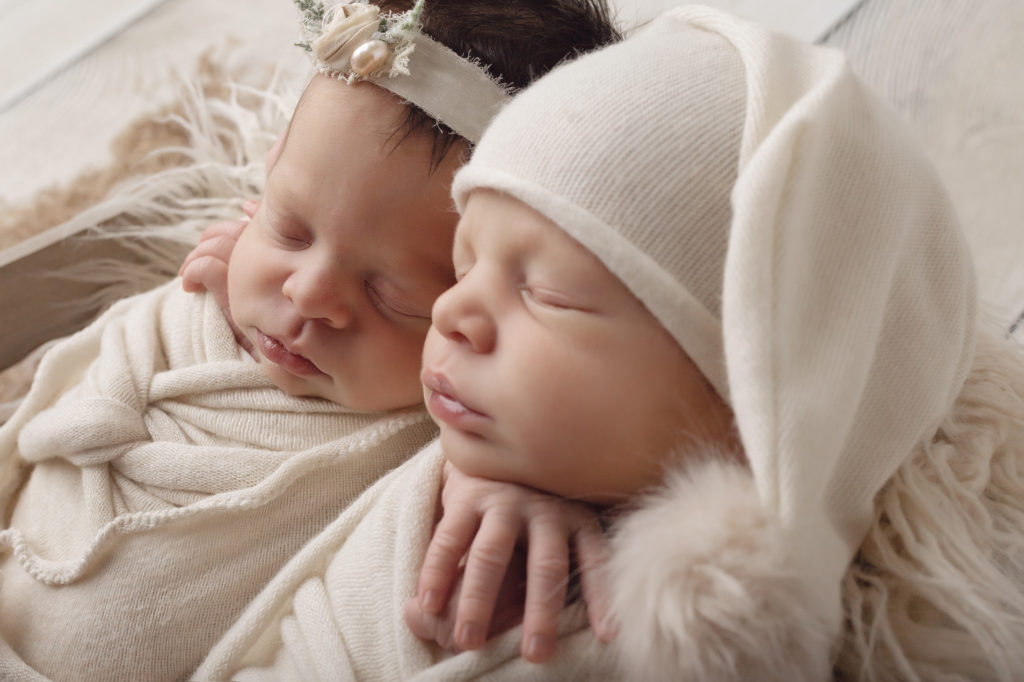 portrait jumeaux