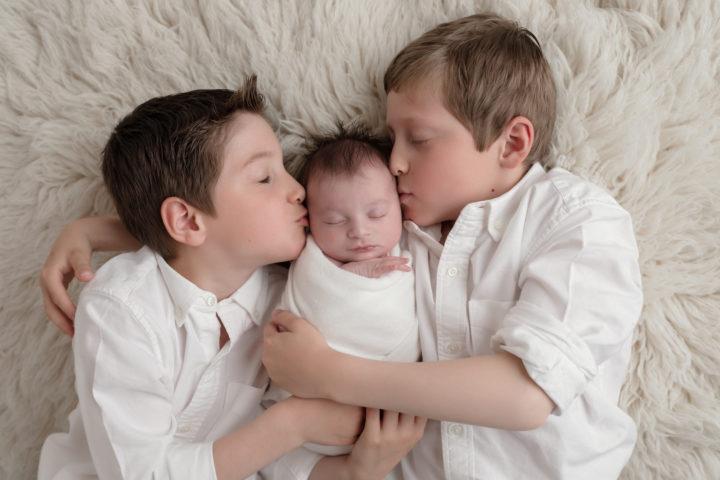 Bisous des grands frères